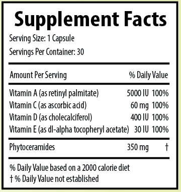 Addola - supp facts